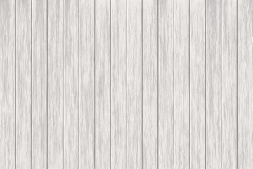 illustration wooden background, The surface of the old white wood texture, top view wood paneling