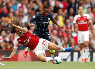 Premier League - Arsenal v Manchester City