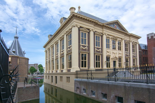 Maurice House (Mauritshuis) - art museum in Hague, Netherlands
