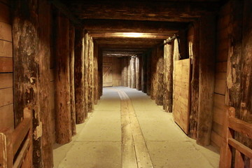Miniere di sale Wieliczka in Polonia