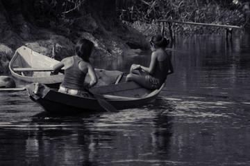 Arapiuns river - Santarem - PA