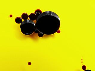balsamic vinegar and olive oil macro