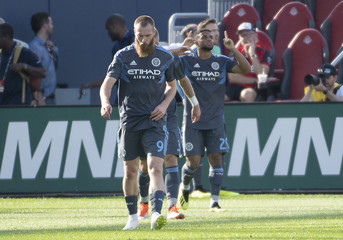 MLS: New York City FC at Toronto FC