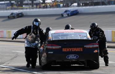 NASCAR: Consumers Energy 400
