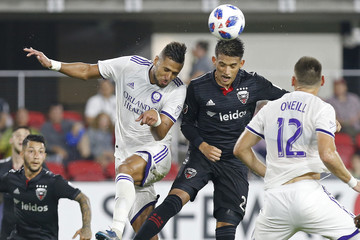 MLS: Orlando City SC at D.C. United