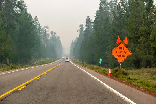 Smoke Filled Highway