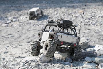 ferngesteuerter Jeep