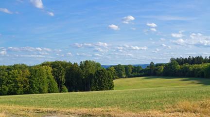 Naturlandschaft im Siegerland