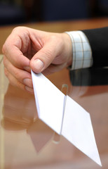 Voting , elections