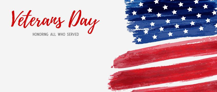 USA Veterans day