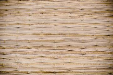 reed mat texture