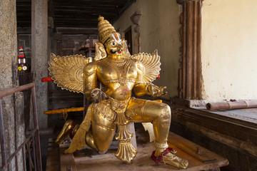 Garuda Statue,Ranganathaswamy Tempel