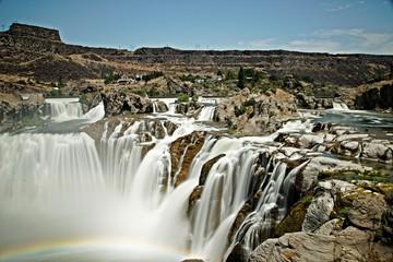 Shoshone Falls bei Twin Falls