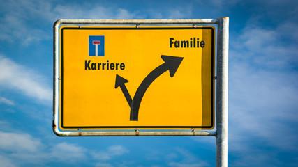 Schild 357 - Familie