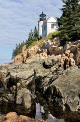 Bass Harbor Lighthouse, Acadia National Park, USA
