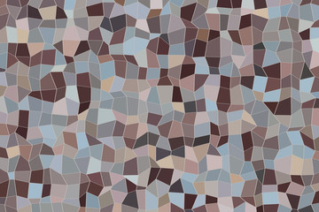 Abstract conceptual geometric rectangle strip pattern. Background, surface, template & drawing.