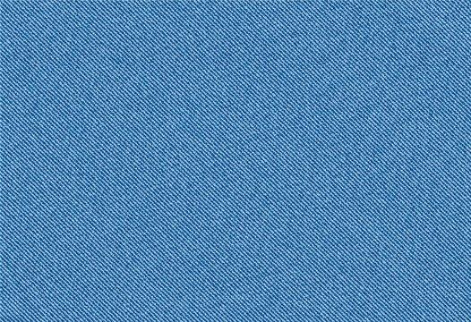 vector background of blue jeans denim texture