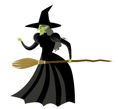 wicked witch villain