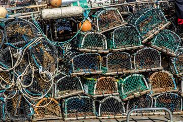 Crab Pots 1