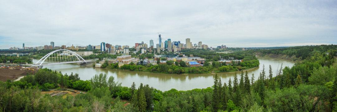 Edmonton, Alberta Panorama