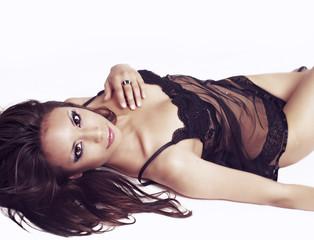 Beautiful exotic sexy woman