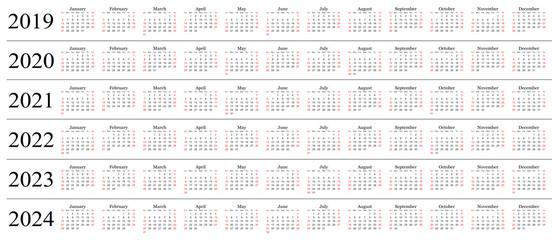 Calendrier Om 2022 2023 7,793 2023 Year Calendar Wall Murals   Canvas Prints   Stickers