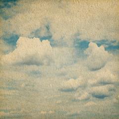 grunge image of a sky