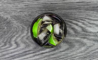 Cuba libre Cocktail Longdrink