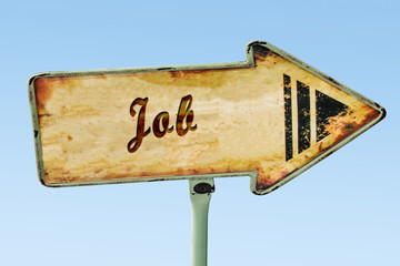 Schild 328 - Job