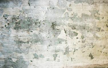Foto auf AluDibond Alte schmutzig texturierte wand Texture of old gray concrete wall for background