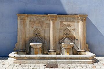 Foto op Aluminium Fontaine Fontaine