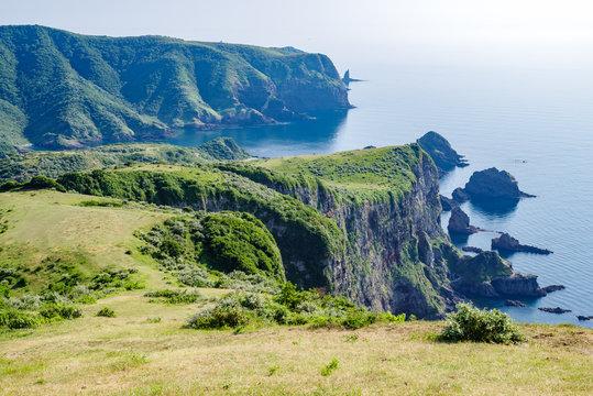 隠岐の摩天崖