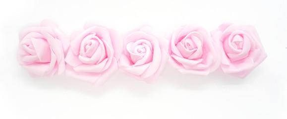 Fototapeta Rama róże obraz