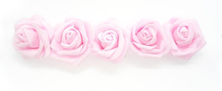 Rama róże