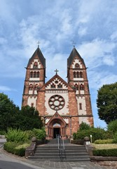 Kościół w Saarburg