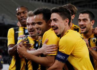 Champions League - Third Qualifying Round Second Leg - AEK Athens v Celtic