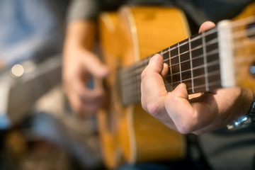 Guitar Music Musician Learn Instrument