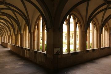 Kreuzgang im Xantener Dom