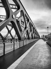 """Bratislava - """"alte Brücke"""""""