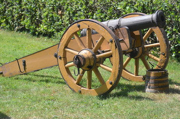 cannone francese 1840