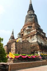Ayuttaya Historical Park, Thailand