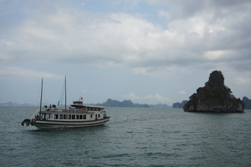 世界遺産 ベトナム ハロン湾