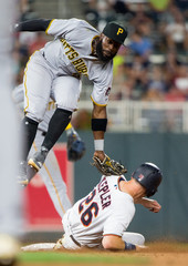 MLB: Pittsburgh Pirates at Minnesota Twins