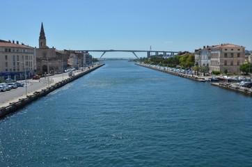 Canal de Caronte, Martigues, France
