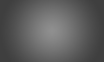 Abstract luxury blur dark grey and black gradient, used as background studio wall for display your products. Wall mural