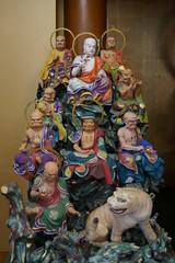神 七福神 仏教 仏像 アジア