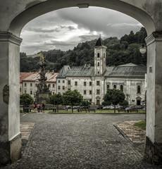Town Kremnica, Slovakia