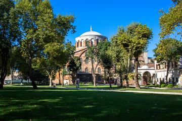 Aya Irini Church in Istanbul