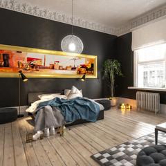 Luxus Apartment (focus)