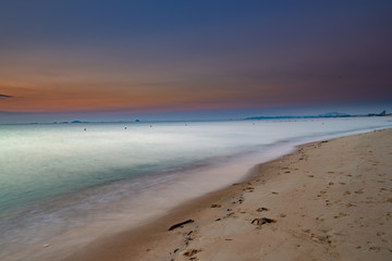 Sunrise Seascape on the Cam Ranh Peninsula